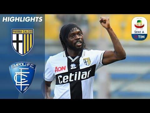 Parma 1-0 Empoli | Gervinho Strike Wins it For Parma | Serie A