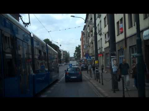 Transit through Kraków