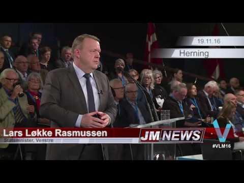 Lars Løkke Rasmussens tale ved Venstres landsmøde 2016