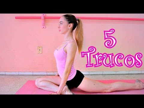 5 TIPS to have Elasticity / Perfect from Feet to Head (Dani Zilli)
