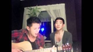 Hurtful - Erik Hassle Acoustic Cover (Mike Ai & Deej Marcos San Juan)
