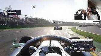 Stoffel Vandoorne LIVE Online racing