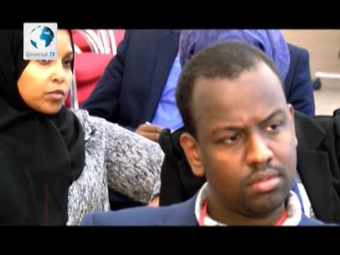 Exclusive Interview with British Ambassador to Somalia Harriet Mathews