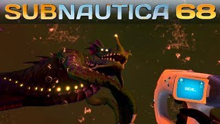 Subnautica #68 | Gigantischer Seedrachen im Lavabiom | Gameplay German Deutsch thumbnail