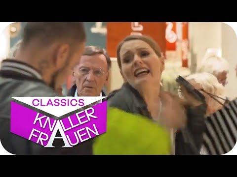 Shopping   Knallerfrauen mit Martina Hill