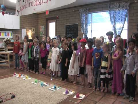 Music show at Cave Creek Montessori