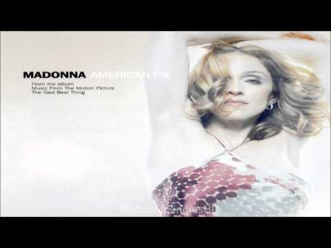 Madonna - American Pie (Richard 'Humpty' Vission Mix)