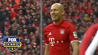 Arjen Robben to younger self: Practice cutting inside! | FOX SOCCER