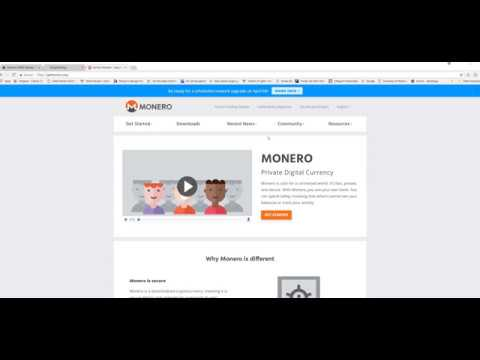 Setup Monero On Mining Pool Hub With SMOS And Monero's GUI Wallet