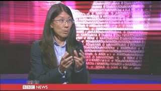 HARDtalk Joanne Liu, international president of Médecins Sans Frontières,