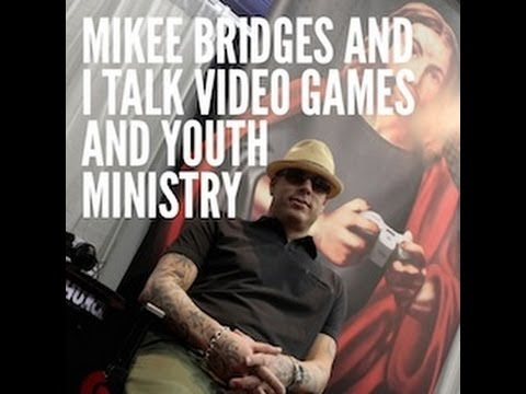 Founder of Game Church Mikee Bridges and I Talk Games, Gamers, and Youth Ministry