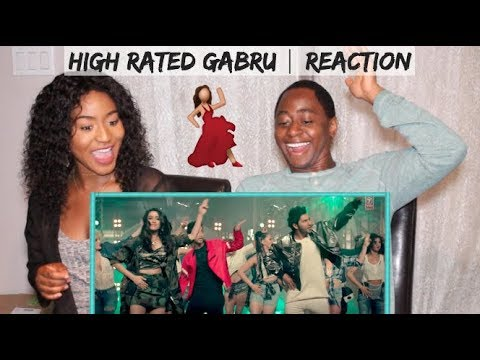 High Rated Gabru -Guru Randhawa, Manj Musik | REACTION