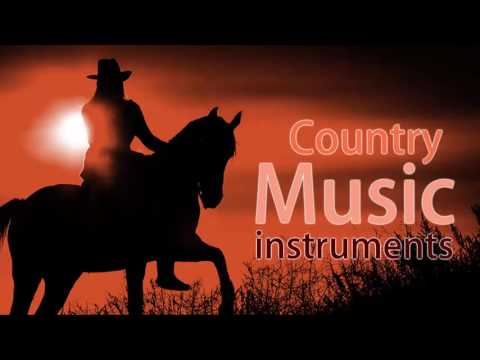 Country Music instruments - Have a good day too