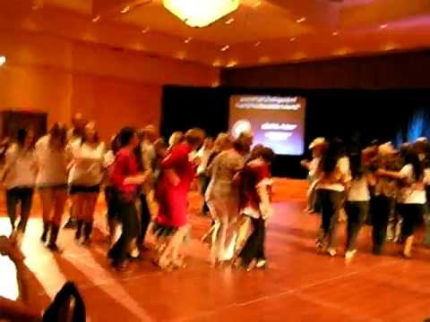 Line Dance:  Cultural Geography of Texas