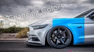 Photoshop Tutorial - How to Color Change a Car