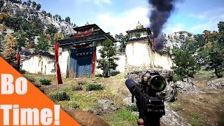 Far Cry 4 Co-Op - Knocking Over Fortresses