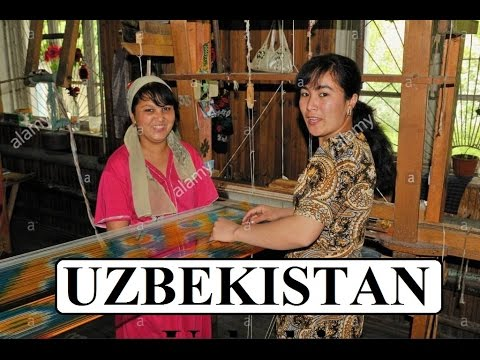 Uzbekistan/Fergana Valley (Silk Industry ) Part 1