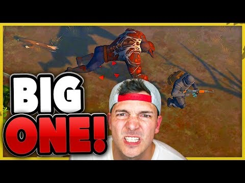 THE BIG ONE KEEPS TROLLING ME! Last Day on Earth ZOMBIE Survival