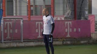 Arjen Robben macht dem FC Bayern Druck   SPORT1 TRANSFERMARKT