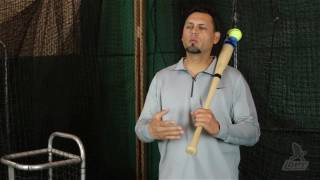 Baseball Hitting Drills With Swing Trainer from LineDrivePro