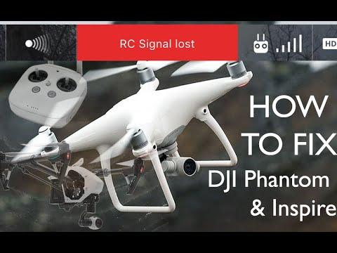 Phantom 3 signal lost dji phantom найти экран спарк комбо