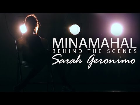 Sarah Geronimo —  Minamahal [Behind-The-Scenes]
