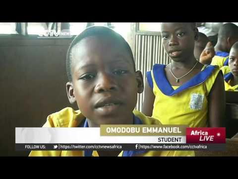 Nigeria's floating school: Eco-friendly school changing lives in Makoko slum