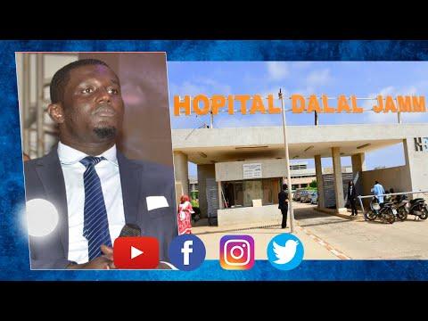 REVUE DE L'ARENE: Balla Gaye 2 va acheter des extracteurs à oxygène pour l'hôpital Dalal Diam