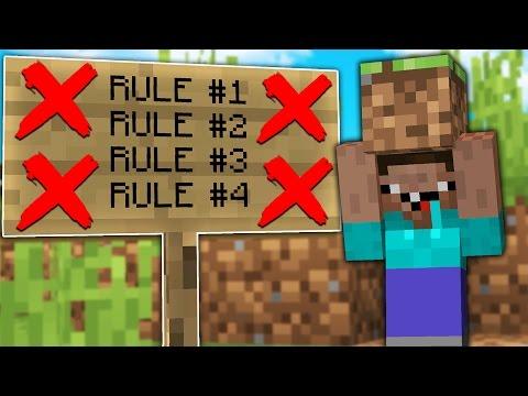 BREAKING EVERY RULE