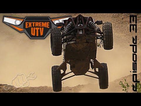 SRRS UTV RACING GETS ROWDY AT RUSH - Extreme UTV Episode 33