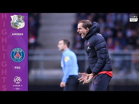 Amiens 4-4 PSG - HIGHLIGHTS & GOALS - 2/15/2020