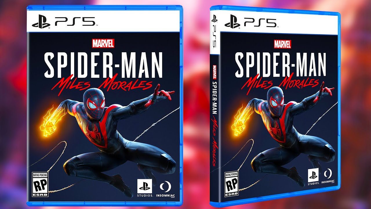 PS5 Games Box Art OFFICIALLY REVEALED! - YouTube