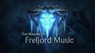 [LoL] Создание музыки Фрелйорда(