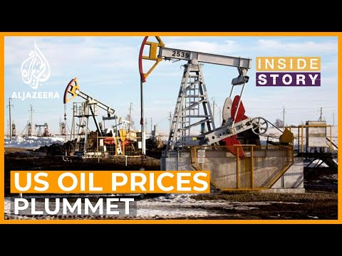 Why Did US Oil Prices Hit Negative Territory? I Inside Story
