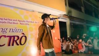 DayDreams - SooBin Hoàng Sơn (Trường THPT Nguyễn Thái Bình 19/11/2016)