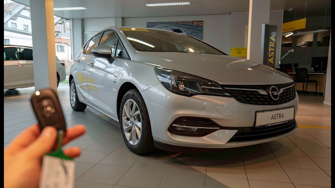 2020 Opel Astra 1 2 Turbo Youtube