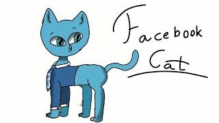 Facebook Cat | [Speedpaint] | Для Amino: Коты Воители