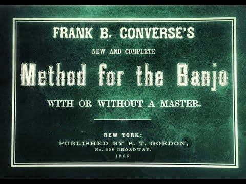 "New York March ""Frank.B.Converse"""