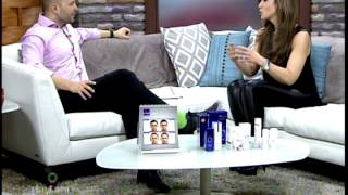 Beauty expert Shawn Solomon discusses anti-aging for men