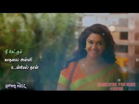 Manam Vittu Unnai Mattum || Whatsapp Status Video