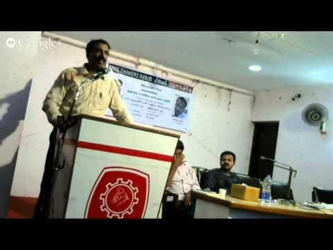 Hangout 2:- Ravichandran Vs Navas Jane Live (God's existence; in rational and Islamic reasoning)