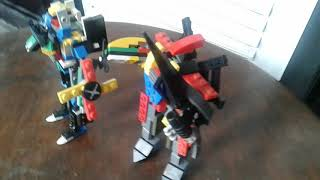 Cara membuat robot dari lego