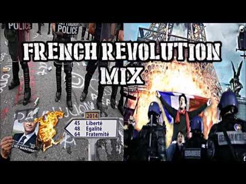 """Reggae Français """"FRENCH REVOLUTION MIX"""""""