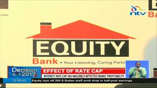 Equity Bank posts a 7.4% drop in H1 after-tax profit