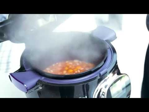 Tefal Cook4Me Recipe - Italian Vegetable Soup with Croutons