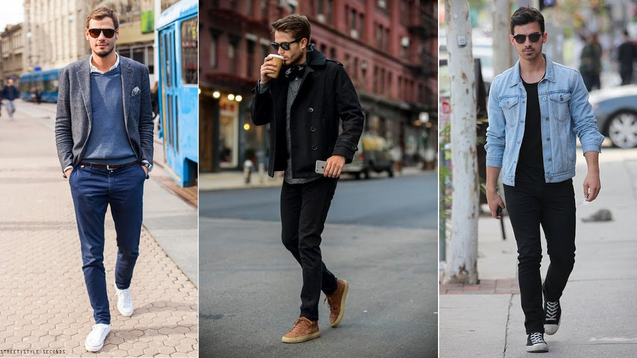 Different types of fashion styles for men 68