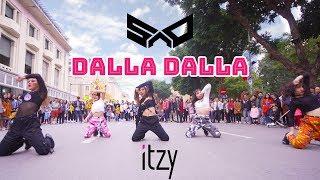 """[ITZY DANCE COVER CONTEST] KPOP IN PUBLIC - ITZY """"달라달라(DALLA DALLA) Dance Cover By S.A.P (Vietnam)"""