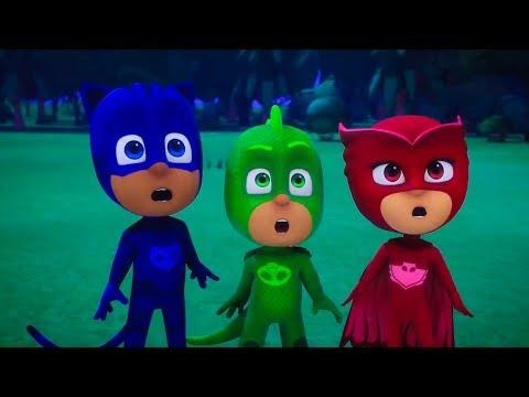 Герои в масках | Робот, Лазер, Ромео | мультики для детей