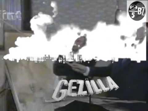 25bz  gezilla  @ hasankeyf batman 21.9.2014 gezilla destroys isistanbul