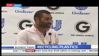 Unilever & Mr. Green keen on waste
